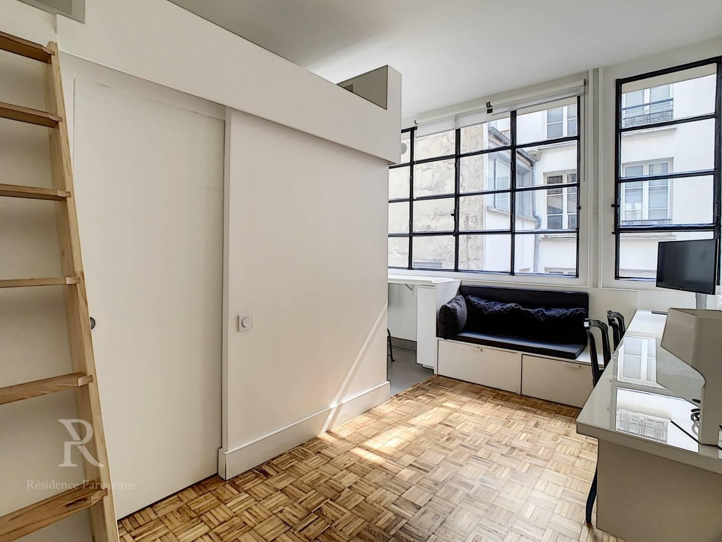 Rental Apartment Paris 3rd