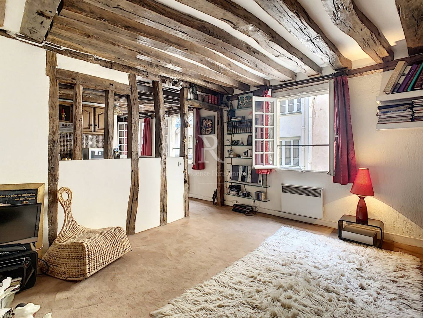 Vente Appartement Paris 1er